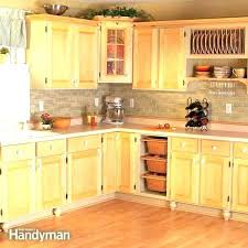 average cost to replace kitchen cabinets. Average Cost To Replace Kitchen Cabinets Cabinet On How Much A