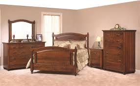 amish oak bedroom furniture sets. amish sunbury bedroom set in rustic cherry oak furniture sets