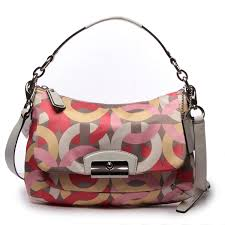 Coach Kristin 22743 Chain Link Print Crossbody Bag Handbags Amazon.com ...