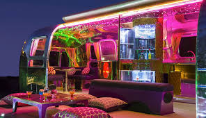 Airstream Interior Design Minimalist Cool Decorating Ideas