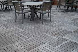 Dreaming of making over your patio? Start with a solid foundation. Begin  your planning process with this quick guide to patio flooring options   estimate ...