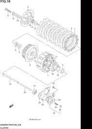 Harley davidson oem parts diagram inspirational 2004 suzuki gs500f clutch parts best oem clutch parts diagram