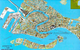 venice map  detailed city and metro maps of venice for download