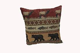 Lodge Pillow Covers