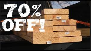 Lowes Lumber Prices Chart How To Score Good Cheap Lumber From Lowes Home Depot