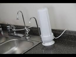 13 best countertop water filters
