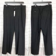 Talbots Dress Size Chart Talbots Nwt Black Dress Pants Heritage Fit Nwt