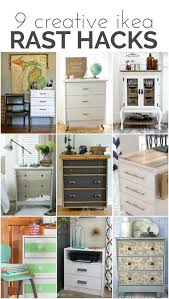 transforming ikea furniture. 9 CREATIVE IKEA RAST HACKS Transforming Ikea Furniture