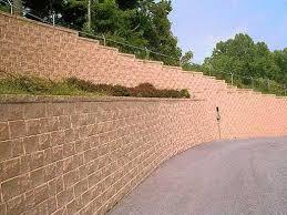 segmental retaining walls the