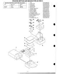 Sharp Md Ms200 Service Manual