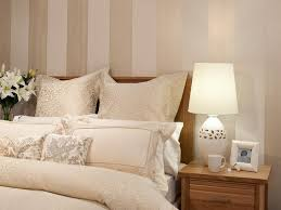 pearl wall paintBedroom Feature Wall  Pearl Stripes  Inspirations Paint