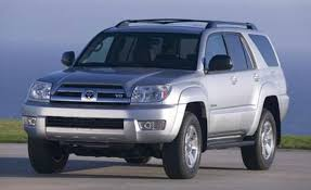 2005 Toyota 4Runner - Information and photos - ZombieDrive
