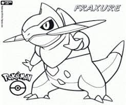 Kleurplaten Pokémon Black En White Kleurplaat Pokemon Emolga