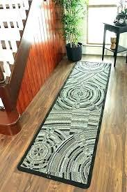 hall carpet runners extra long runner rug green latest for halls