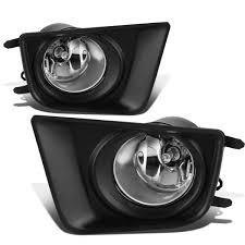 12-15 Toyota Tacoma Pickup OEM Style Fog Lights Kit - Clear