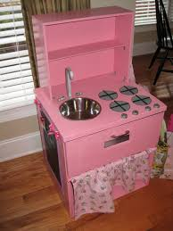 Homemade Play Kitchen Homemade Play Kitchen Laforce Be With You