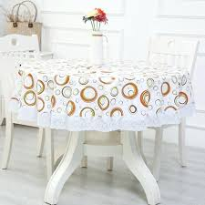 large round pvc tablecloths thick round tablecloth environmental protection plus velvet plastic large round table cloth large round pvc tablecloths