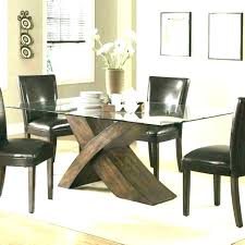 pedestals for glass dining tables glass top dining table images top glass dining room table bases