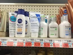 Psa Cvs Now Carrying Travel Sizes Of Cerve Cream Skincareaddiction