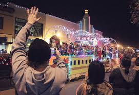 Lowell City Of Lights Parade Route Holiday Light Parade Welcomes The Holiday Season Tracy
