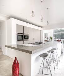 7 elegant modern open plan living room and kitchen