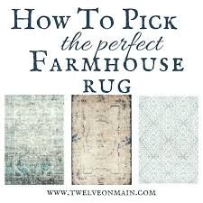 farmhouse style rugs helpful tips to help you find the perfect rug for your home bathroom farmhouse style rugs