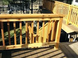 build a deck rail wood deck rail design how to how to build deck railing how build a deck rail