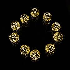 outdoor lighting balls. Vandue Corporation Modern Home 12-Light 13 Ft. Globe String Lights - Walmart.com Outdoor Lighting Balls