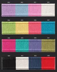 Colour Chart Heirloom Bamboo Wool Crochet Inspiration