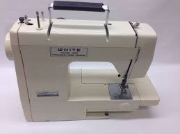 White 999 Sewing Machine