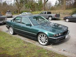 systech 1995 BMW 7 Series740i Sedan 4D Specs, Photos, Modification ...