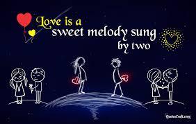 Love Song Romantic Love Quotes Status Quotescraft