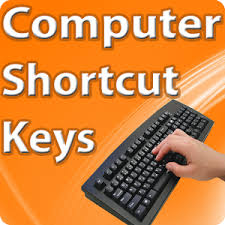 Image result for shortcut keys of computer