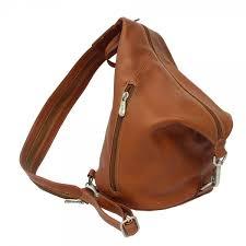 three zip hobo sling