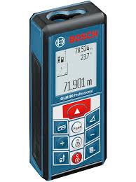 Купить лазерный <b>дальномер Bosch GLM80</b> - цена ...