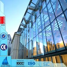 low e glass cost glass curtain wall cost per square metre glass curtain wall cost per