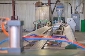 polymer wood the production of wood polymer composite   allows to provide not only the production of a wide range of products from wood polymer composite as well as allows for operational quality control at