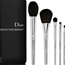 dior brush set 5 brushes included all new