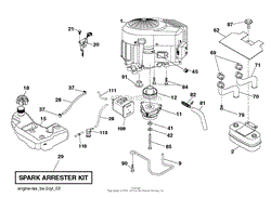 husqvarna yth2348 96045002500 2012 02 parts diagram for electrical engine