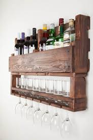 ... Rustic Wooden Wine Racks Ideas: Appealing Wooden Wine Racks Design ...