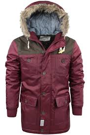 mens winter coat dstruct vondel fur hood parka warm jacket sizes s xl