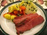 baked beef brisket recipe from the 1970s