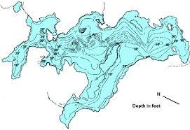 Barton Lake Depth Chart Sheridan Lake Fishing Report Near Bridge Lake British