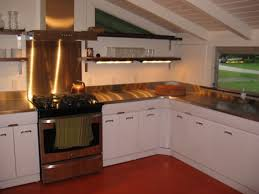 Garth And Martha Had Their Vintage Crosley Kitchen Cabinets Professional ...