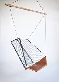 Modern Hanging Chair Modern Hanging Chairs Take The Coziness Outside Interior Design