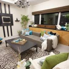 zebra area rug. Eclectic Living Room With Zebra-Print Rug Zebra Area B