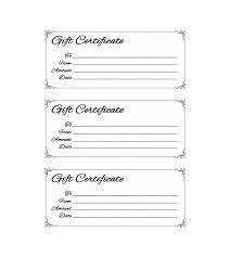 Microsoft Word Gift Certificate Template Classic Antique Gift Certificate Restaurant Template