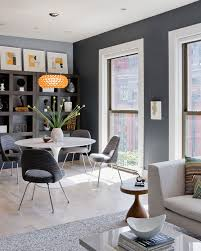 Two Color Living Room Walls Tips For Decorating A Room With Two Tone Walls