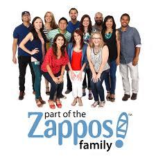 Zappos employee reviews