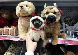 1 alley 10 inch stuffed husky reg 9 99 7 49 or alley 9 inch stuffed german shepherd reg 9 99 7 49